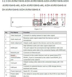 Wymiana rejestratora, kamera I8-P2310