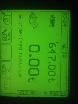 """waga RDS loadmaster8000-waga elektroniczna""""fadromy"""",podłączenie/urucho"""