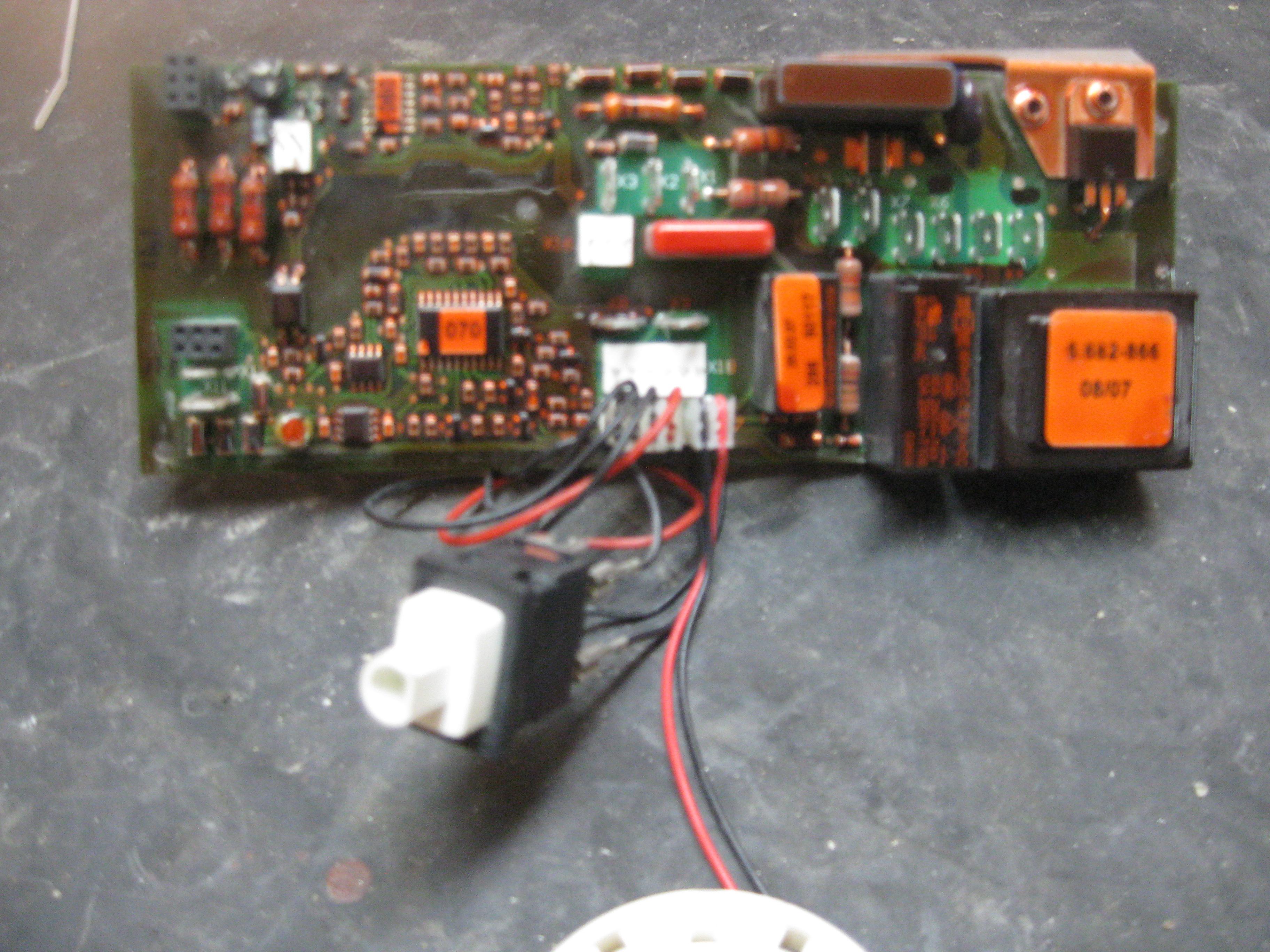 Karcher, nt35/1 eco h odkurzacz przemys�owy - uszkodzona elektronika
