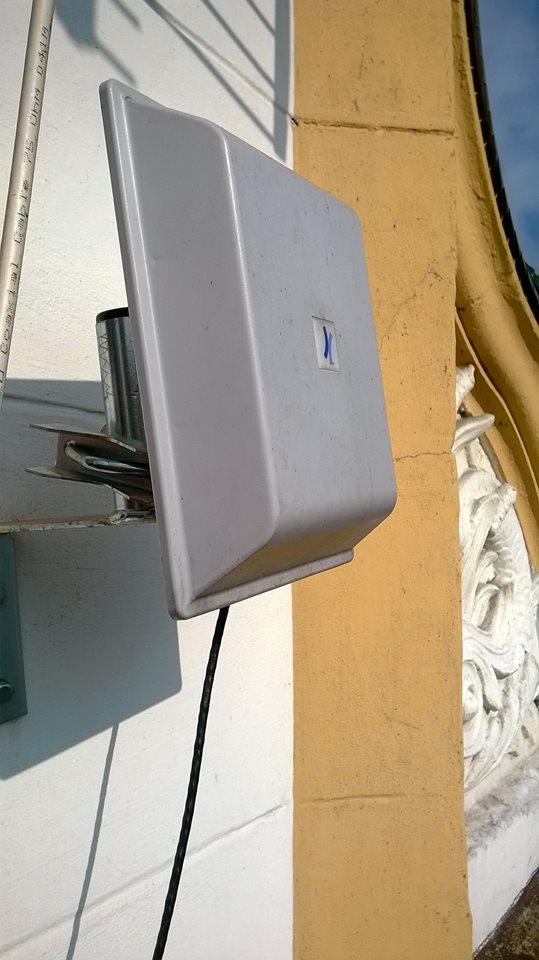Cyberbox 19 UFL  - Wyja�nienie sposobu dzia�ania sieci.