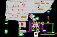 schemat instalacji C.O. - modernizacja