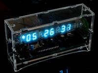 Ice Tube Clock czyli zegar na lampie VFD