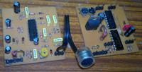 Efekty dyskotekowe LED z elektronicznych śmieci.