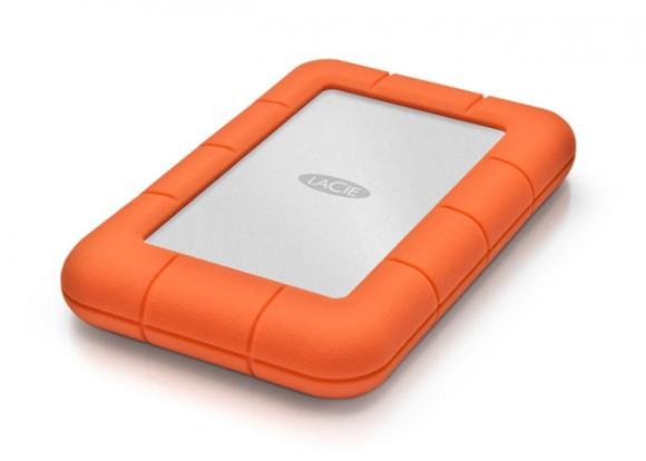 LaCie Rugged Mini - wytrzyma�y zewn�trzny dysk twardy z USB 3.0