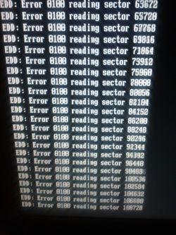 Instaluje najnowszy lubuntu 18.04 64-bit.Wyskakują same error-y.
