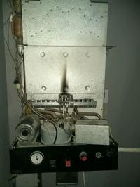 Piec na gaz - 80C - Za szybko woda nagrzewa się do 80C i się wyłącza