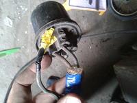 Transformator spawalniczy ETD-250 i brak 400V w domu