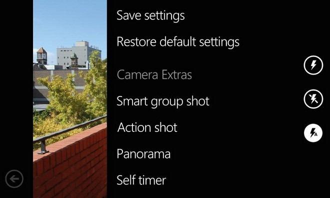 Nokia Camera Extras - tryb sportowy i samowyzwalacz dla telefon�w z WP7