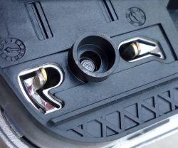 Opel vectra c - Wariująca przepustnica