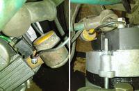 Polonez Caro+ 1.6 GSI b+g - uciekający prąd plus (tradycyjnie) brak ładowania