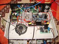 Zasilacz warsztatowy 0-43V 5A