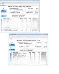 Acer Aspire One D255 oraz Sony Vaio VGN-FW41E - błędy na dyskach twardych.