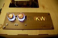 Wyświetlacz zużycia energii elektrycznej w domu na lampach Nixie z IoT