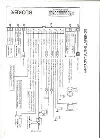 Potrzebna rozpiska kabli do alarmu - Renault Twingo II 07-11 1.5DCi