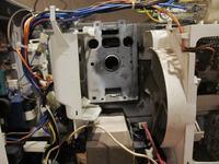 Mikrofalówka Panasonic - Awaria - iskrzenie i swąd plastiku