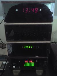 Crappy Sound System - moja pierwsza wieżyczka mono