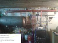 Instalacja C.O. Druga pompa - obieg wsteczny?