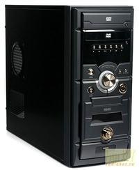 Trzykana�owy sterownik wentylator�w w komputerze