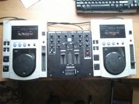 [Sprzedam] DENON DN-X 120 2x CD PLAYER PIONEER CDJ-100