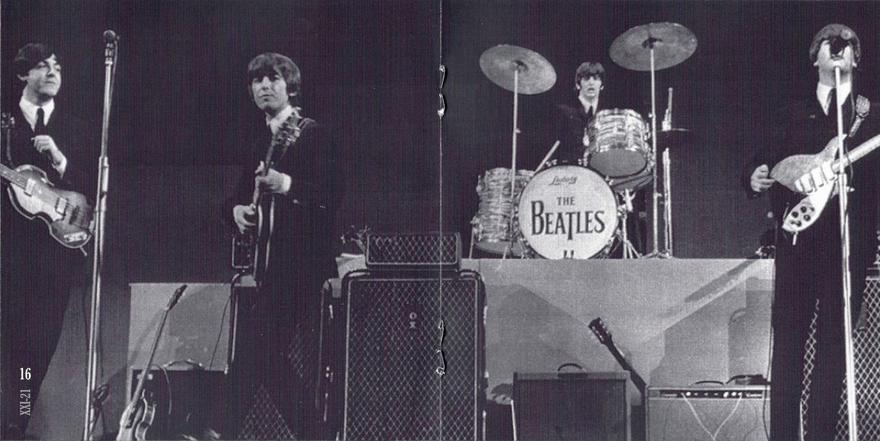 The Beatles Polska: Koncert Beatlesów w Montrealu