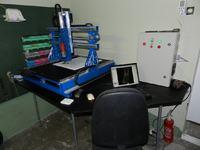 Projekt i realizacja frezarki sterowanej numerycznie
