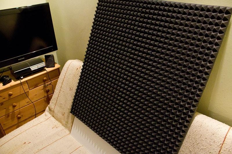 Jak poprawi� akustyk� pomieszczenia? Do�� pilna sprawa ;-)