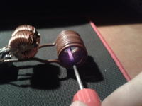 Mini nagrzewnica indukcyjna120W