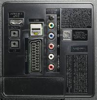 Samsung UE40ES6400W - podłączenie, aby był dźwięk 5.1 w amplitunerze Auna