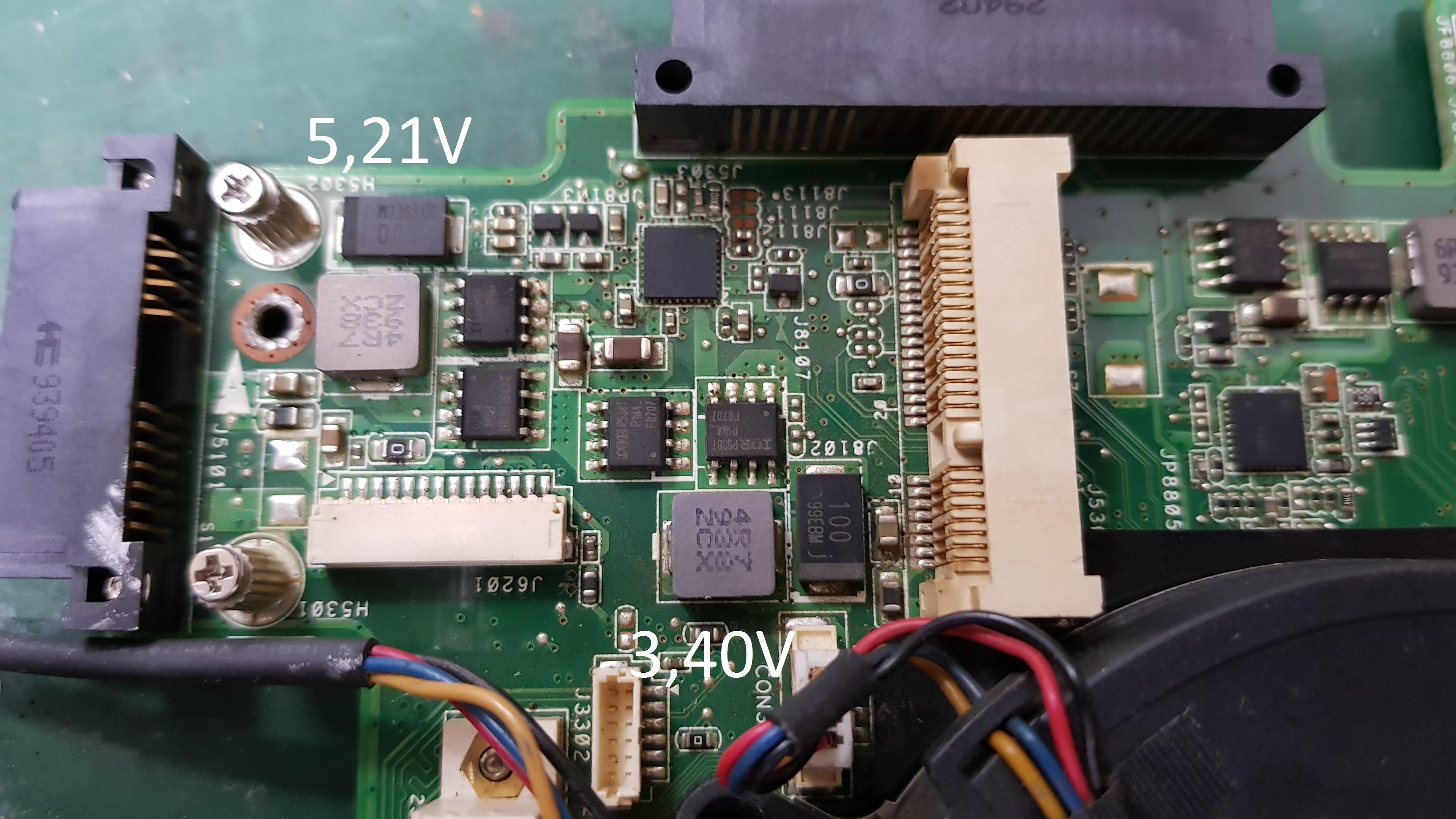 Rozwiązano] Asus K70IO Szukam schematu, wyłącza się