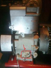 B&S 5HP agregat pr�dotw�rczy
