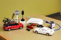 Autonomiczny samochód RC na Raspberry