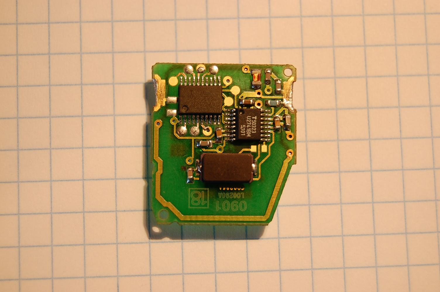 Pilot 433 MHz nadaje na innej cz�stotliwo�ci. Jak doregulowa�?