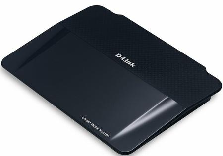 D-Link DIR-857 - dwuzakresowy multimedialny router HD