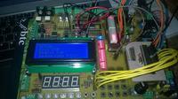 Bascom wyświetlanie napisu na LCD