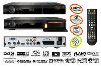 Telewizor-dekoder kablówki-głośniki = podłączenie