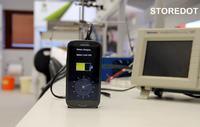 Kropki kwantowe umożliwiają błyskawiczne ładowanie akumulatora