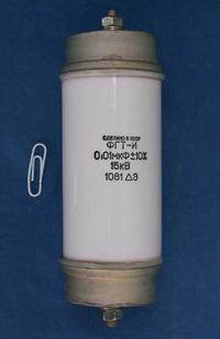 Kondensator FGT-I 10nF 15KV - Czy nadaje się do klasycznej cewki Tesli