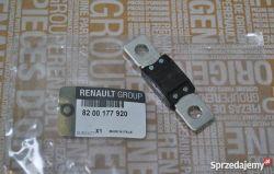 renault scenic 2003 pali bezpiecznik 400A