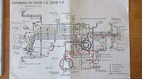 Simson S51 - Stacyjka aka electric