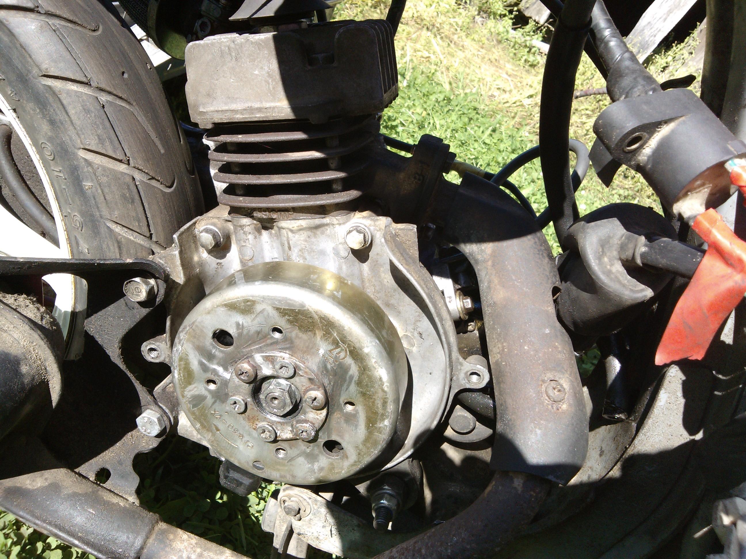 Honda (Spree???) - Od czego dopasowa� cylinder?