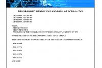 Samsung UE37D5700 - Tv włącza się i wyłącza, brak logo, podświetlenie ok