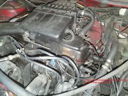 VW Golf II 1.6 PN 70KM - Wyciek oleju z silnika - pokrywa zaworów?