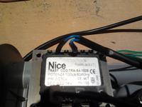 Schemat płytki drukowanej Shel 50 firmy NICE