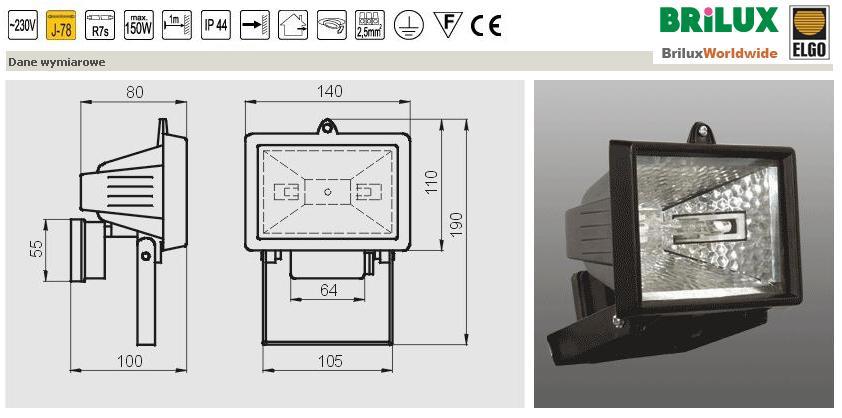 Discolitez 8x220V full projekt