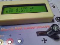 Miernik ESR kondensatorów