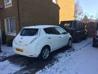 Test samochodu Nissan Leaf