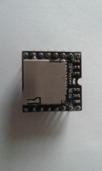 DFPlayer Mini - krótki opis taniego odtwarzacza MP3