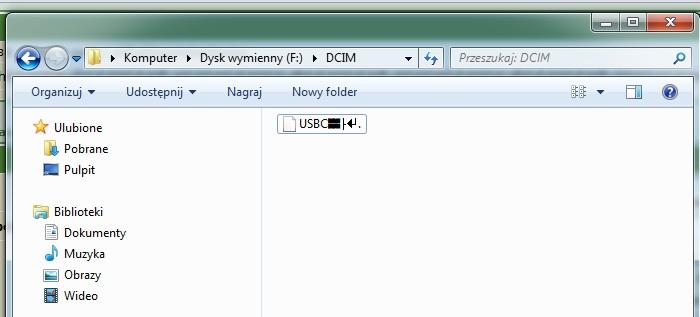 Karta SD - pliki znikn�y przy kopiowaniu