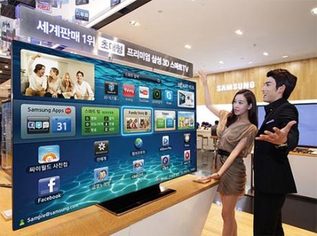 Samsung ES9000 Smart TV - kolejny SmartTV wkracza na rynek Korei