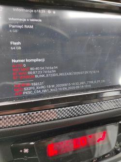 Chińskie radio 2din android 10 - Bluetooth obsługuje tel, ale nie odtwarza muzyk